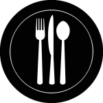 silverware black