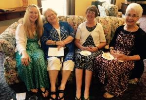 Me, Judith, Marie Hogan, Kathleen Durkin